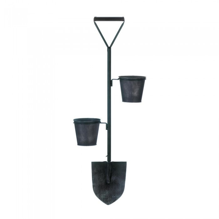 Flower Pot Shovel Wall Decor - Giftspiration