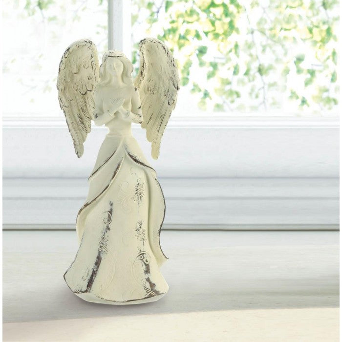 Forever In Faith Angel Figurine - Giftspiration