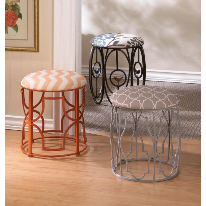 Chic Chevron Stool - Giftspiration