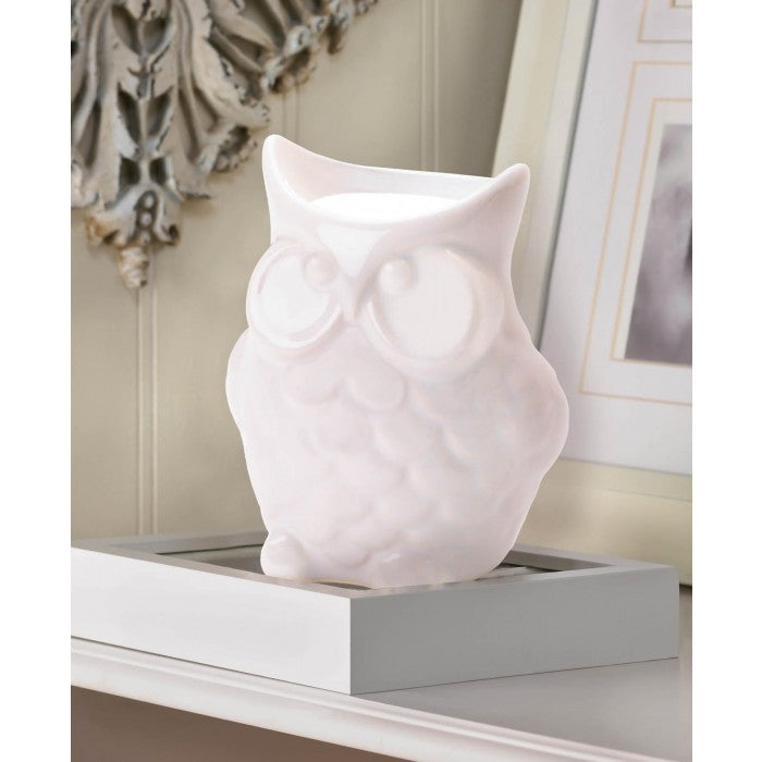 Friendly Owl Oil Warmer - Giftspiration