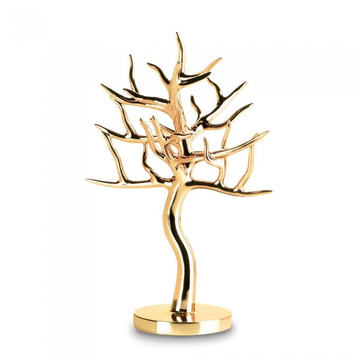 Gold Jewelry Tree - Giftspiration