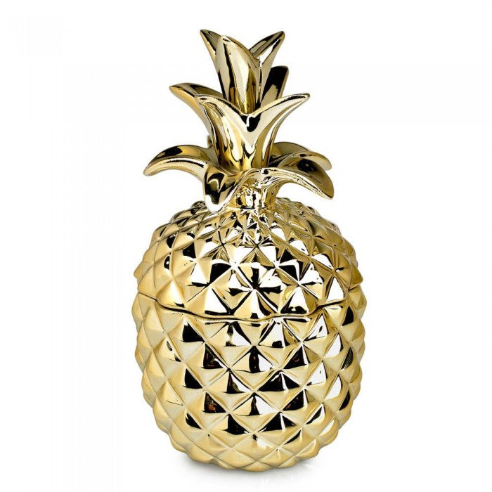 Golden Pineapple Scented Candle - Giftspiration