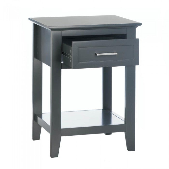 Gray Crosstown Side Table - Giftspiration
