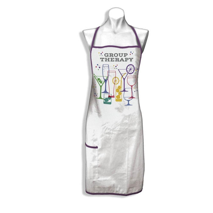 Group Therapy Apron - Giftspiration