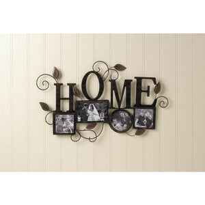 4 Photo Home Wall Frame - Giftspiration