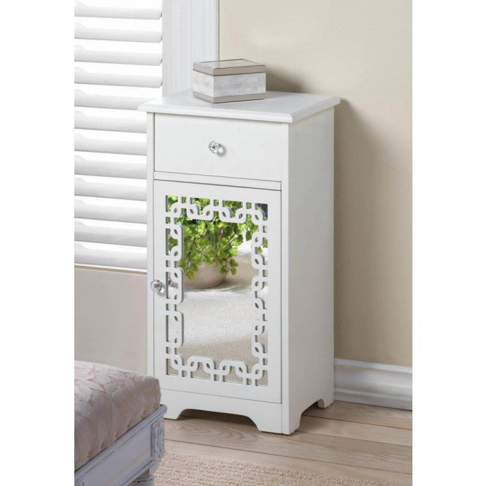 Decorative Mirror Accent Table - Giftspiration