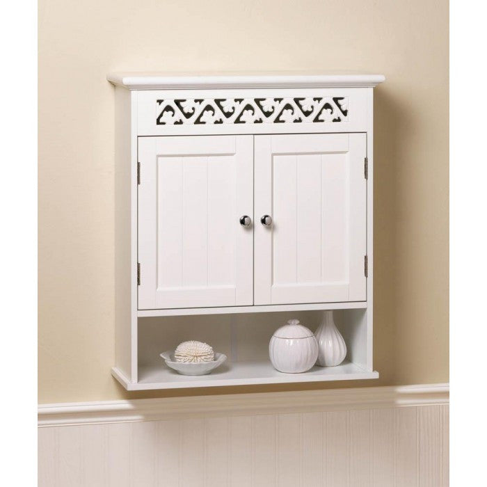 Simple Ivy Trellis Wall Cabinet Giftspiration