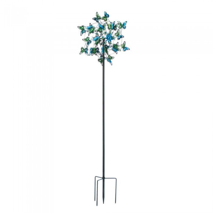 Kinetic Butterflies Windmill - Giftspiration
