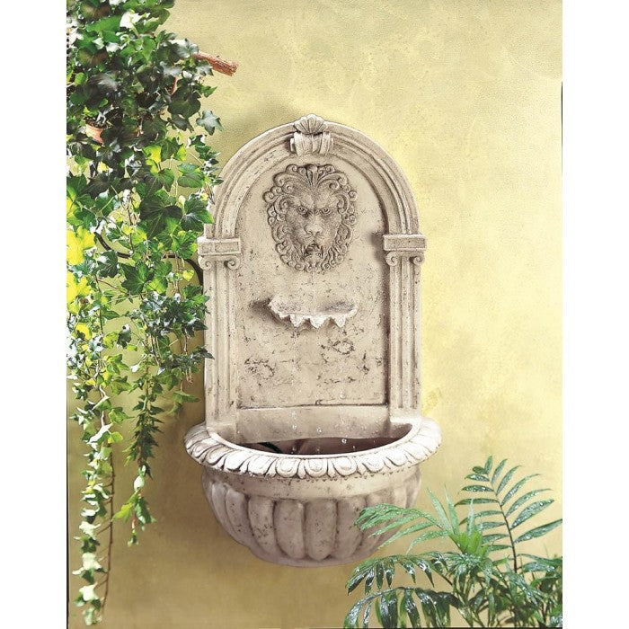Lion Head Wall Fountain - Giftspiration