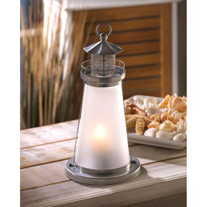 Lookout Lighthouse Candle Lamp - Giftspiration