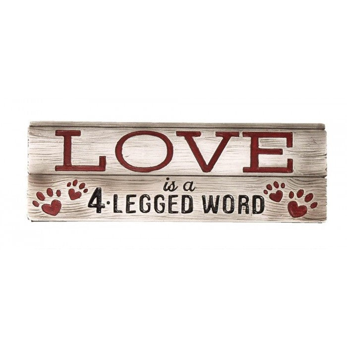 Love Pets Decorative Sign - Giftspiration