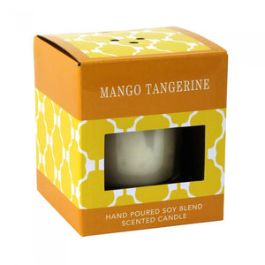 Mango Tangerine Scented Candle - Giftspiration
