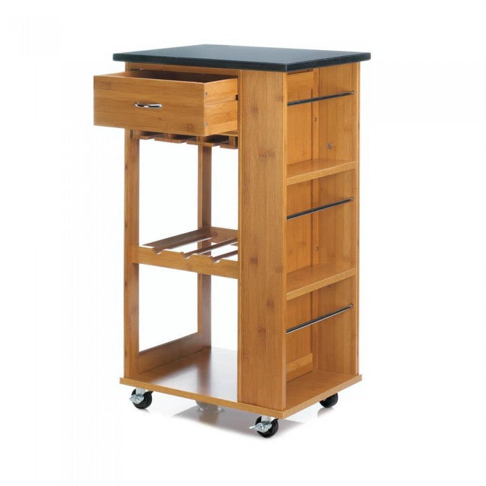 Marble-Top Kitchen Cart - Giftspiration
