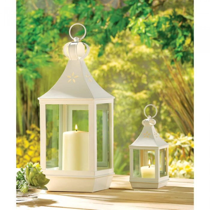 Mini Cutwork Garden Lantern - Giftspiration