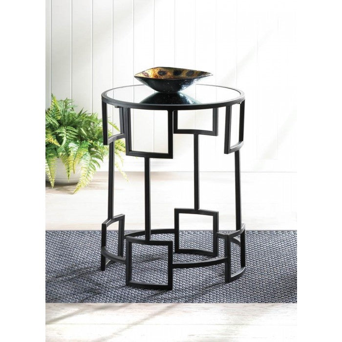 Modern Round Side Table - Giftspiration