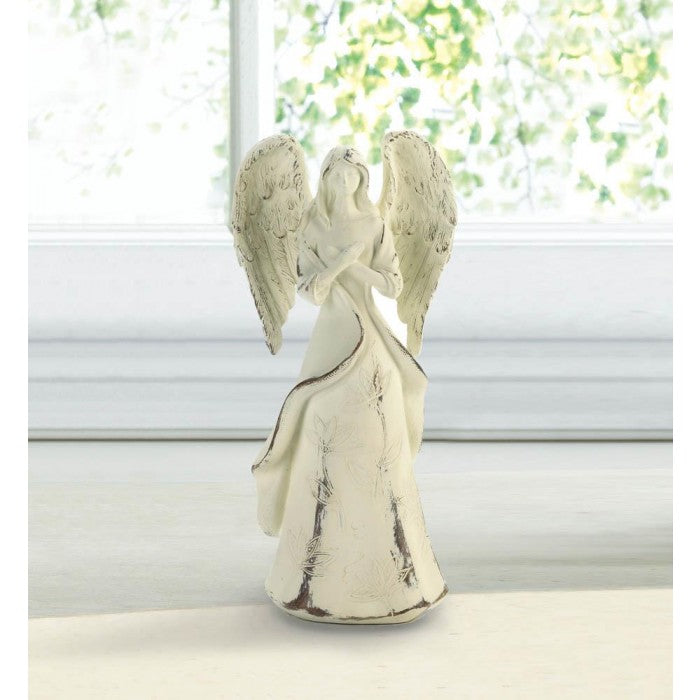 Never Give Up Hope Angel Figurine - Giftspiration