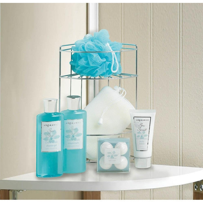 Ocean Oasis Spa Caddy Set - Giftspiration
