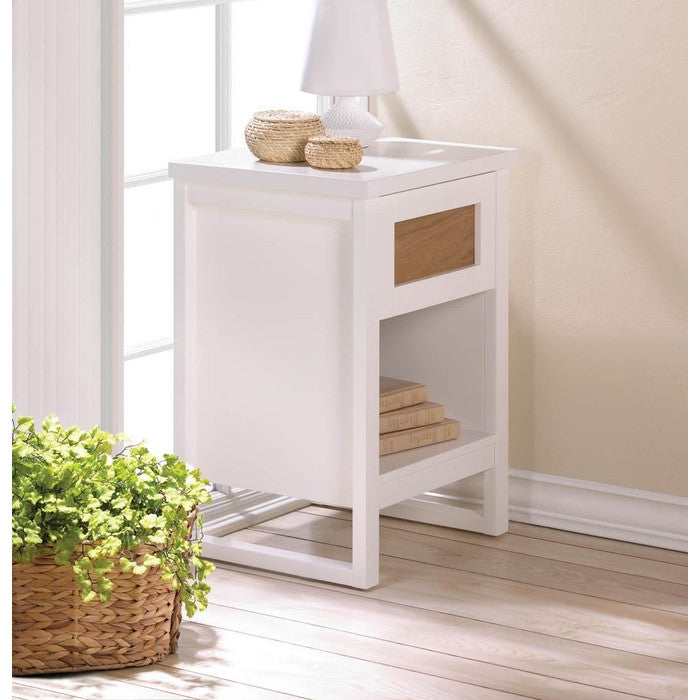 Perfect White Side Table - Giftspiration