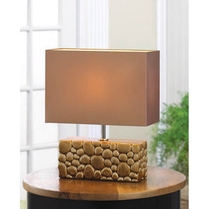 River Rock Table Lamp - Giftspiration