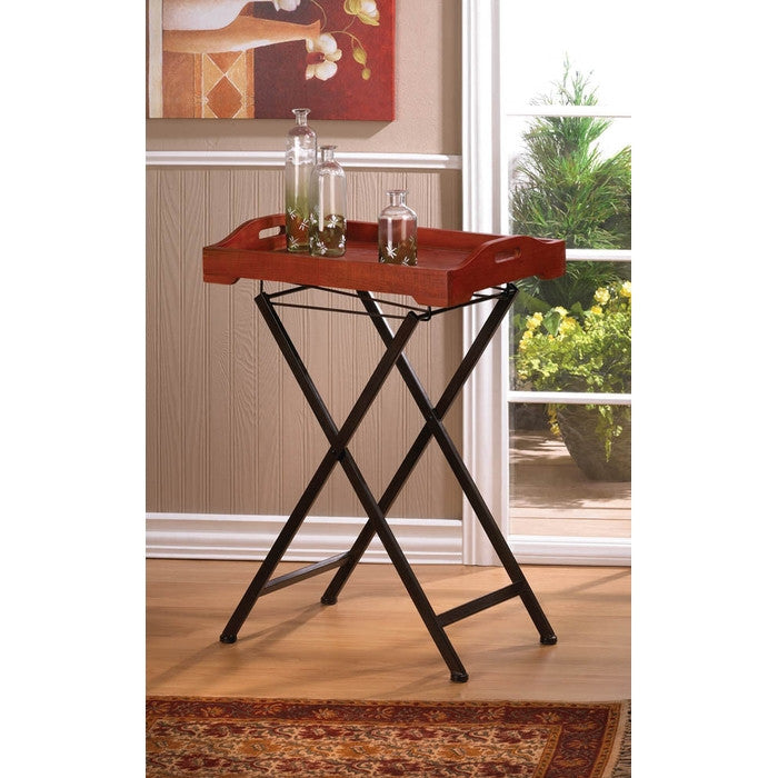 Rustic Spirit Tray Table - Giftspiration