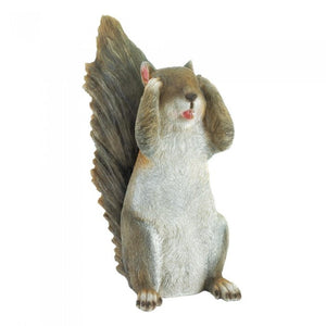 See No Evil Squirrel - Giftspiration