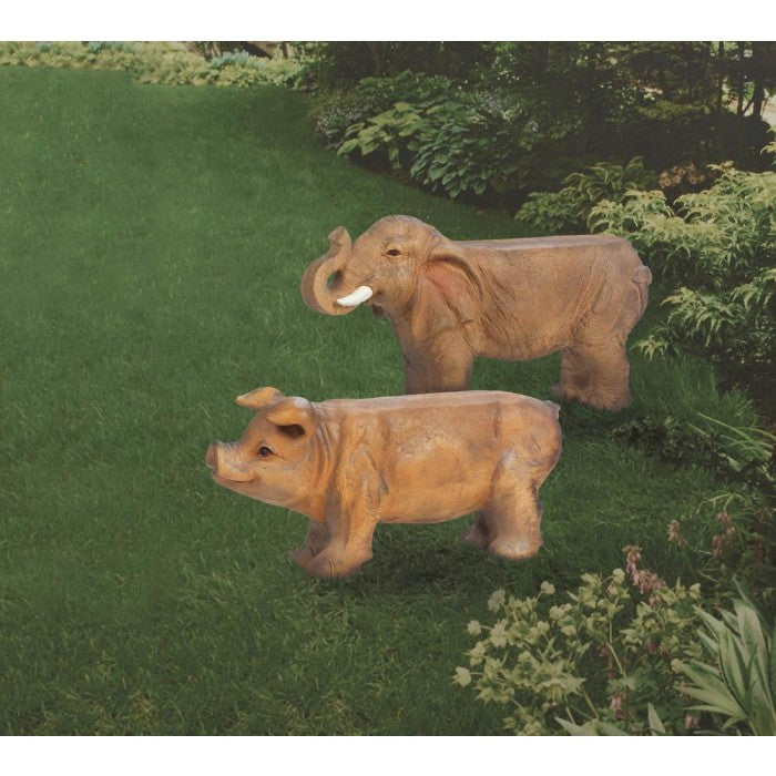 Small Pig Bench - Giftspiration
