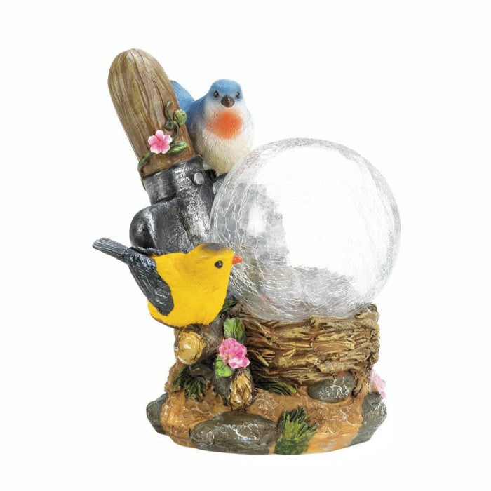 Songbirds Solar Lamp - Giftspiration