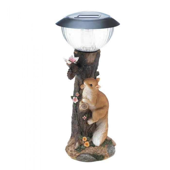 Squirrel Solar Path Light - Giftspiration