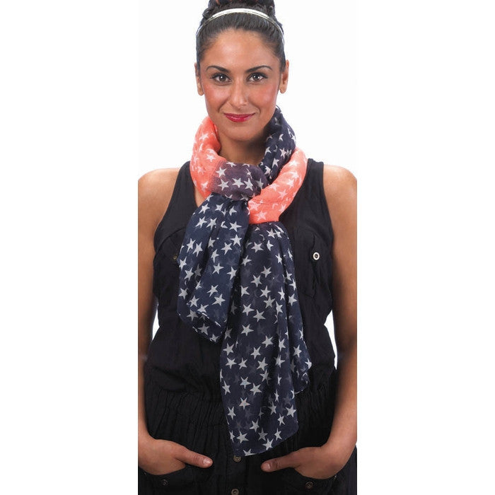 Starry Sunset Fashion Scarf - Giftspiration