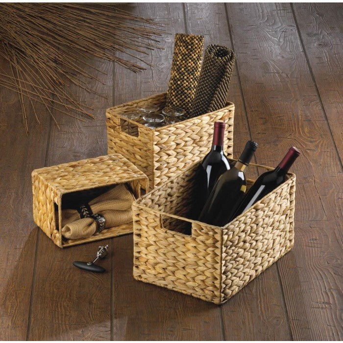 Rectangular Nesting Baskets - Giftspiration