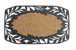 Vine Leaves Welcome Mat - Giftspiration