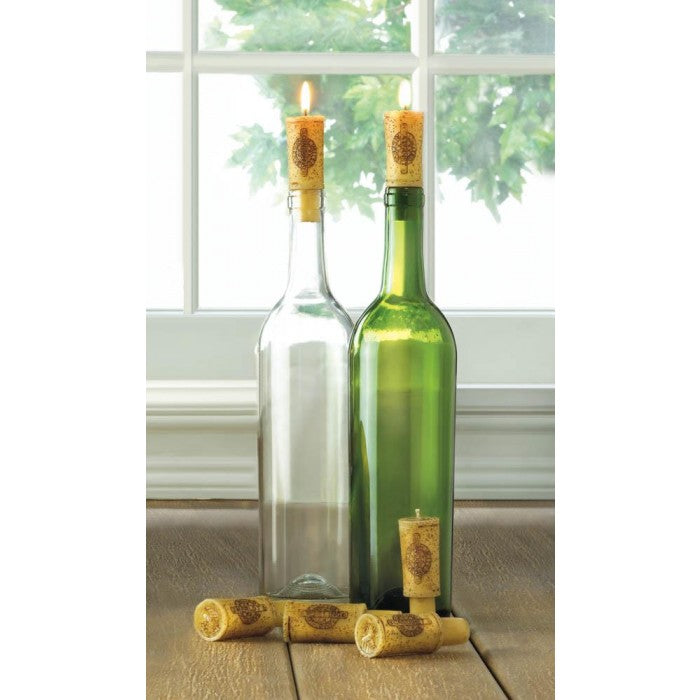Wine Cork Candle Set - Giftspiration