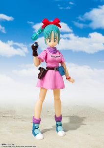 (Pre-Order) Dragon Ball S.H.Figuarts Bulma (Adventure Begins)