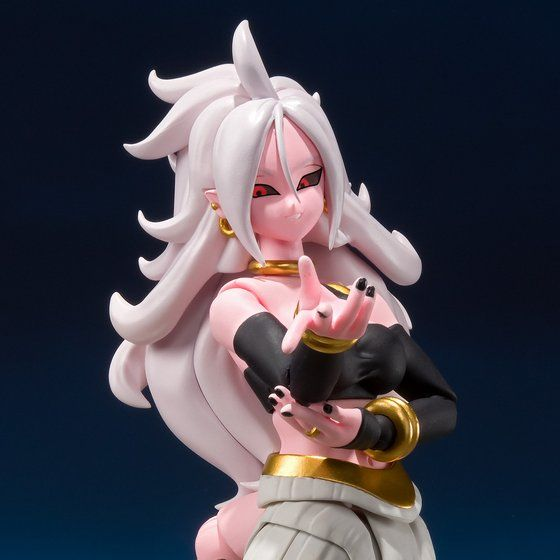 (Pre-Order) Dragon Ball FighterZ S.H.Figuarts Android 21 (Bluefin Release)