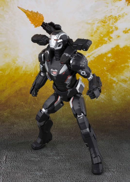 (Pre-Order) S.H. Figuarts Avengers: Infinity War - War Machine Mark 4 (Bluefin Release)