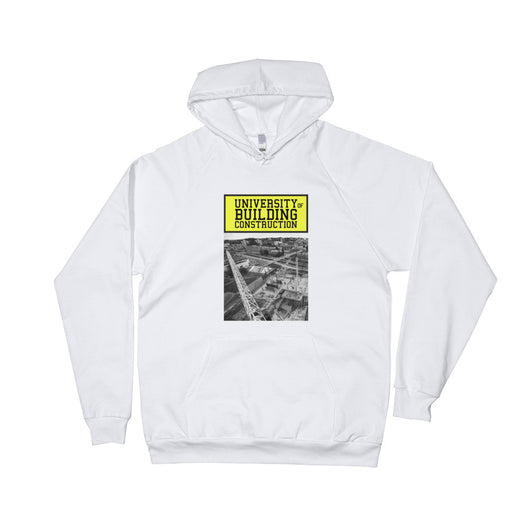 University of Building Construction hoodie