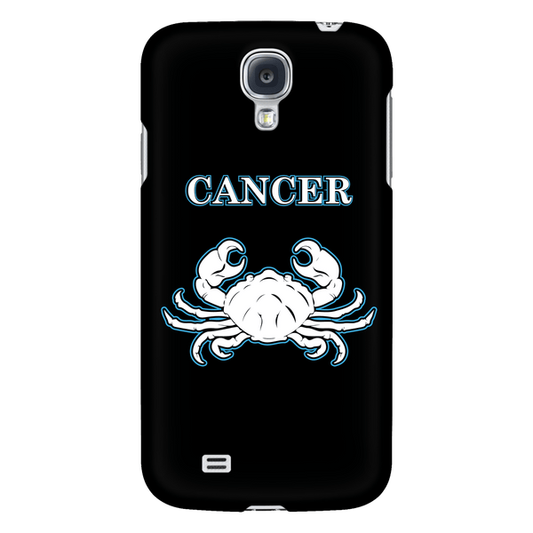 Cancer iPhone & Samsung Phone Case – Black