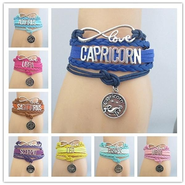 FREE Colorful LOVE & HAPPINESS Zodiac Bracelet - Zody Nation