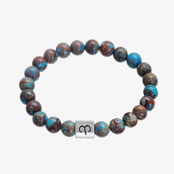 Zodiac Symbol Astrological PROTECTION Bracelet - Unique Color - Zody Nation