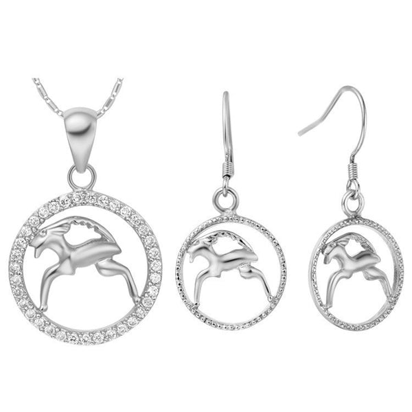 Luxurious Silver Zodiac Set - Zody Nation