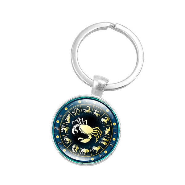 Majestic Zodiac PROTECTION Key Chain