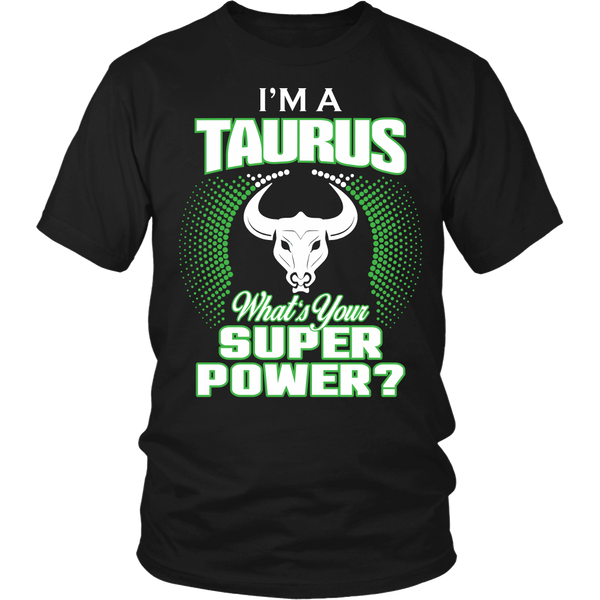 Taurus Super Power Shirt & Hoodie