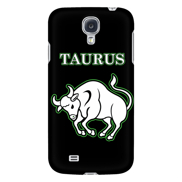 Taurus iPhone & Samsung Phone Case – Black
