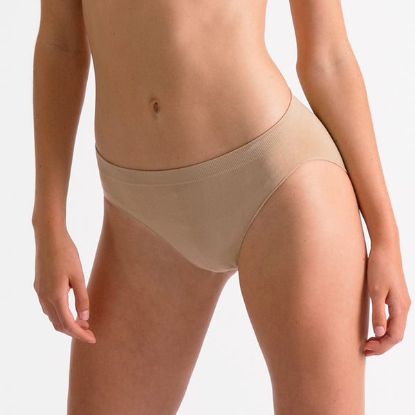 Seamless High Cut Brief - Childrens