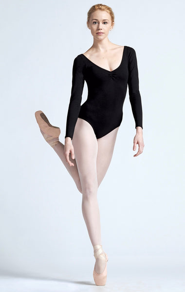 Long Sleeve - Leotard