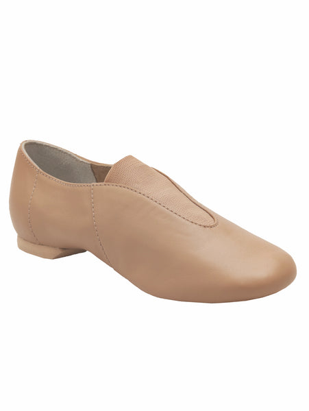Capezio Show Stopper - Jazz Shoe Tan