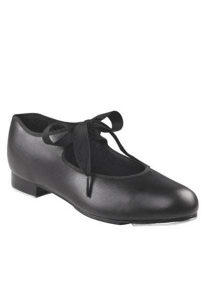 Capezio JR Tyette Tap Shoes - Black
