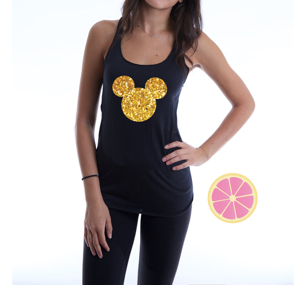 Disney's Mickey  Racerback.Made by Pink Lemonade