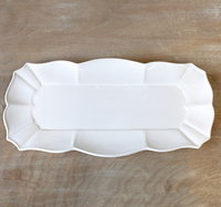 Rectangular Ceramic Serving Platter