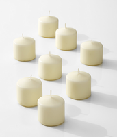 Set of 8 2 x 2 Pillar Candles